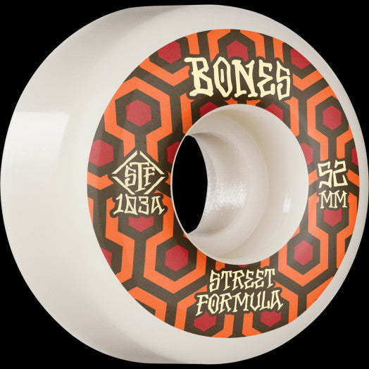 Bones STF Retros V1 Standard 103a 52mm Wheels