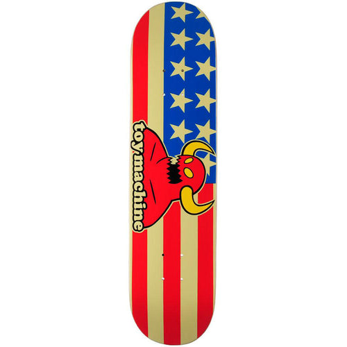 TOY MACHINE AMERICAN MONSTER 7.75 DECK