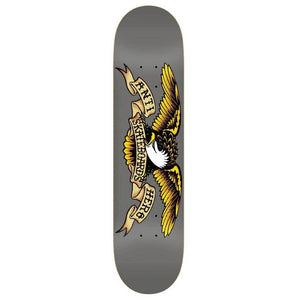 Anti Hero Classic Eagle Grey 8.25 Deck