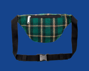 BUMBAG AFRIM BASIC HIP PACK - FOREST GREEN BAG