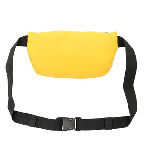 BUMBAG SQUIRREL POUCH HIP PACK - SUNFLOWER YELLOW BAG