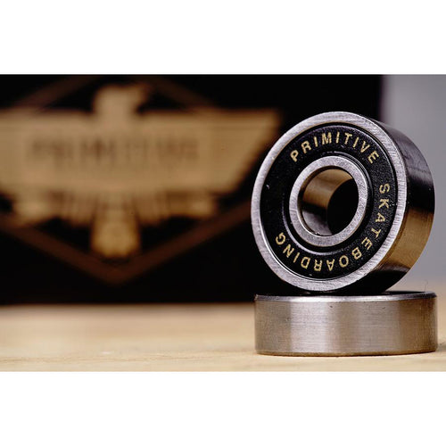 Primitive Black Box Skateboard Bearings