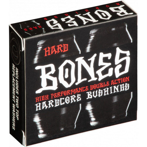 BONES HARDCORE HARD BLACK BUSHINGS