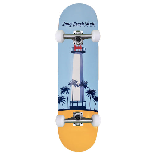 LB Skate Lighthouse Remix Series V1 Blue & Gold 8.0
