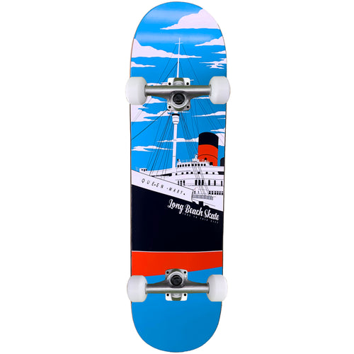 LB Skate Queen Mary Remix Series V2 Blue & Red 8.0