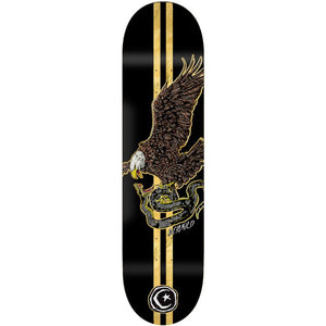 "Foundation Servold French Eagle 8.25"" Skateboard Deck"