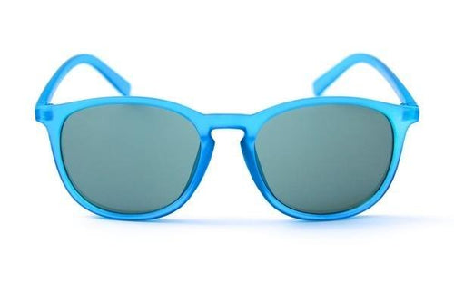 Happy Hour Flap Jack Carpenter Willy Blue Sunglasses