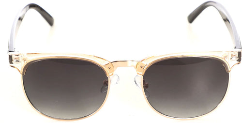 HAPPY HOUR G2 CHAMPAGNE BLACK SUNGLASSES