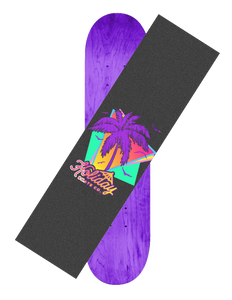 Holiday Tremont Clear Griptape