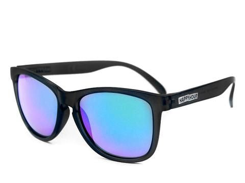 Happy Hour Mamba Black Sunglasses