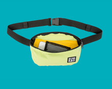 Load image into Gallery viewer, BUMBAG SQUIRREL POUCH HIP PACK - LIME GREEN BAG