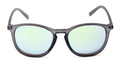 HAPPY HOUR FLAP JACK PROVOST FROST BLACK MIRROR SUNGLASSES
