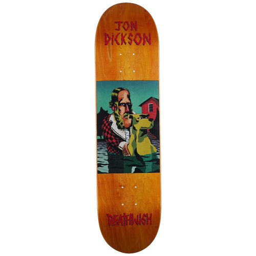 Deathwish Jon Dickson The Pond Assorted Color Veneers 8.0