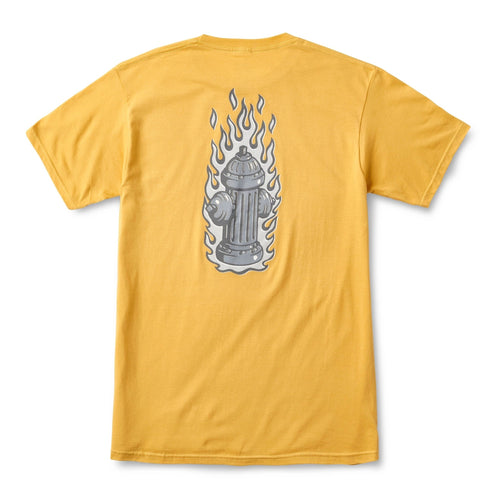 Freedome  Fire Hydrant Gold SHIRT