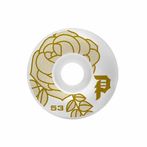 Primitive Rosa Team 53mm Gold Wheels