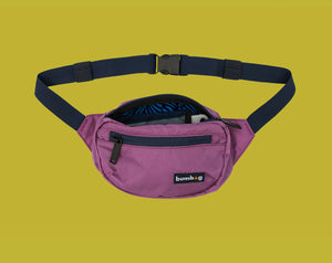 BUMBAG SHERWOOD MINI HIP PACK – PURPLE BAG