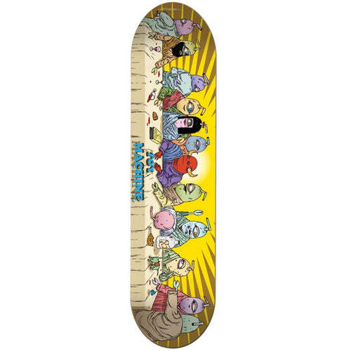 TOY MACHINE LAST SUPPER 8.38 DECK
