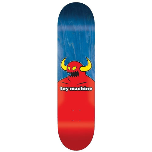 TOY MACHINE MONSTER BLUE 7.75 DECK
