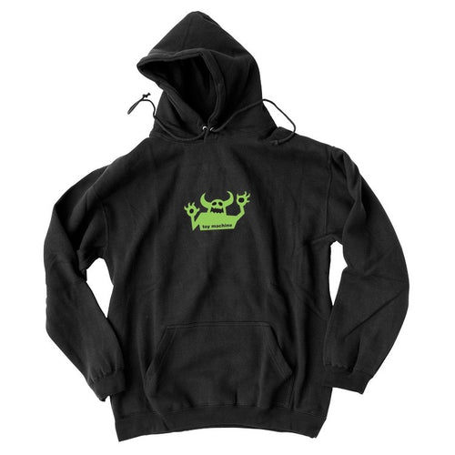 Toy Machine OG Monster Black Hoodie Hooded Sweatshirt