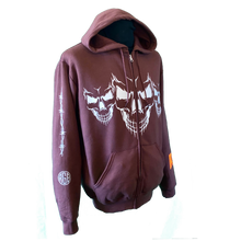 Load image into Gallery viewer, ROY 3HEADED MONSTER HOODIE