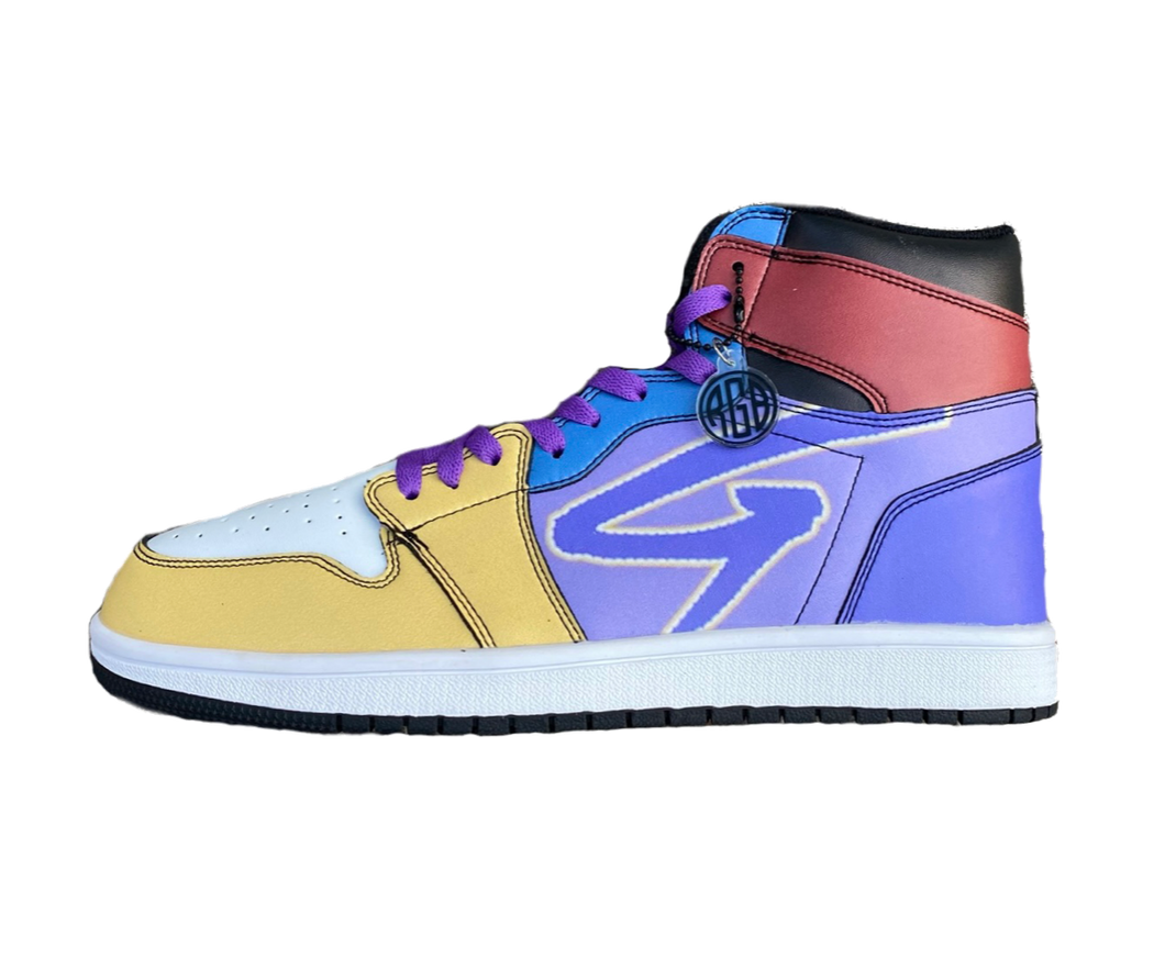 "ROYGBIV PRODUCTS G1 Trainer ""Darkwing"