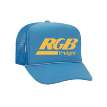 Load image into Gallery viewer, RGB FREIGHT TRUCKER HAT