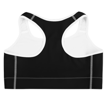 Load image into Gallery viewer, Sports bra (Nude Noir)