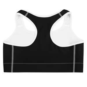 Sports bra (Nude Noir)