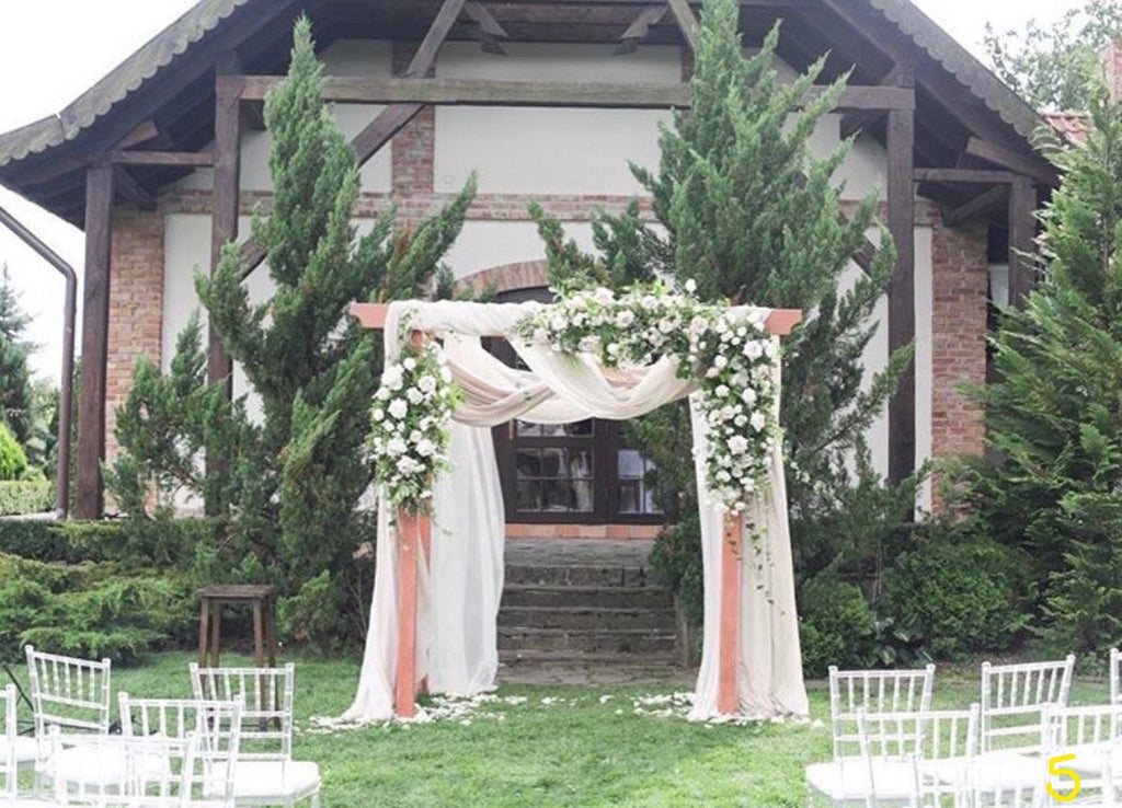 Arch Draping