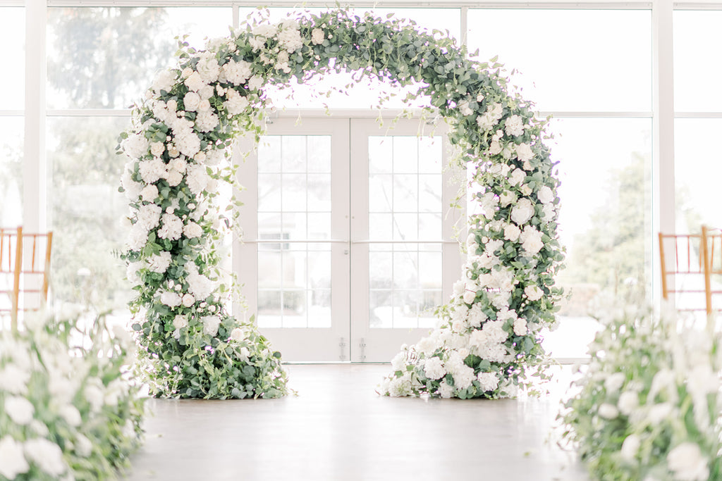 The Garden Arch *Now with fresh florals*