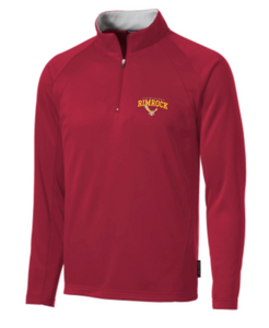 Fleece 1/4 Zip Pullover