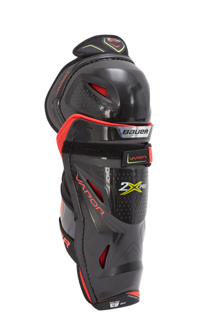BAUER S20 VAPOR 2X PRO JR PLAYER SHIN GUARDS