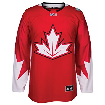 TEAM CANADA WORLD CUP OF HOCKEY 2016 JERSEY