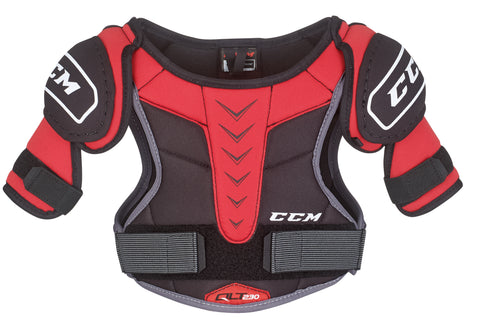 CCM QLT 230 SHOULDER PADS
