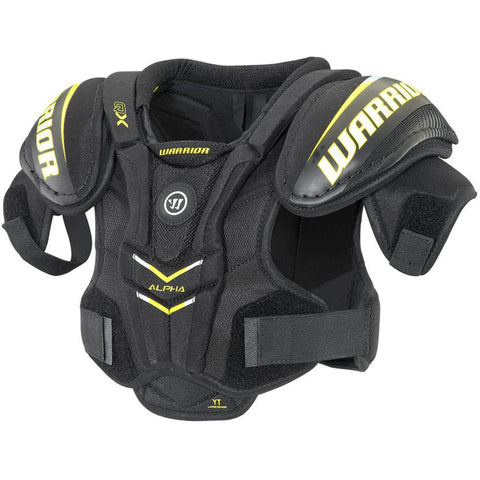 WARRIOR QX SHOULDER PADS