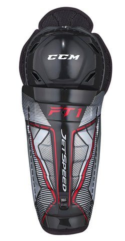 CCM JETSPEED FT1 SHIN GUARDS