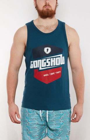 GONGSHOW TANK TWO TICKETS