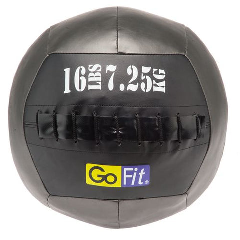 GO FIT WALL BALL 16LBS