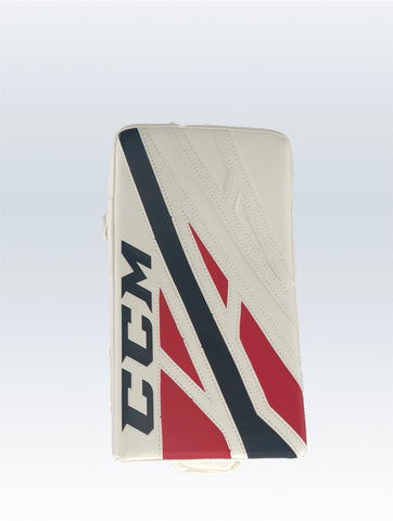 CCM EXTREME FLEX E4.9 SENIOR GOALIE BLOCKER BLOCKER