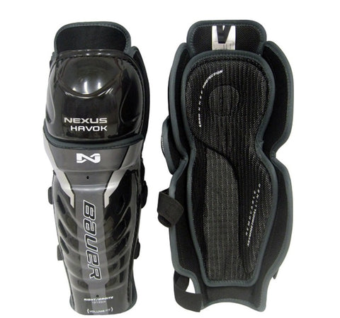 BAUER HAVOK SHIN GUARDS
