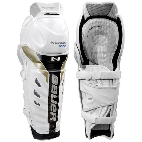 BAUER NEXUS 1000 SHIN GUARDS