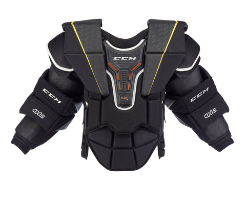 CCM AXIS PRO SR GOALIE CHEST & ARM