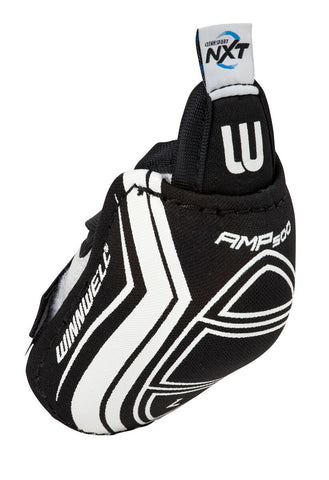 WINNWELL AMP500 YTH ELBOW PAD (HARD CAP)