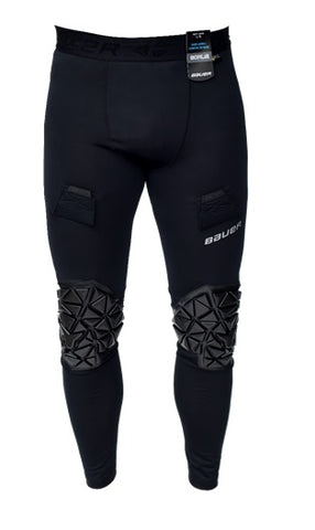 BAUER ELTIE JR PADDED GOALIE PANT