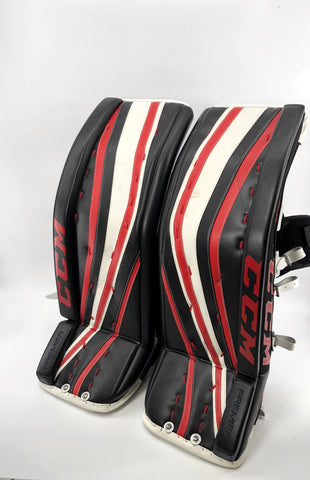 DEMO CCM PREMIER LEG PADS *FINAL SALE*