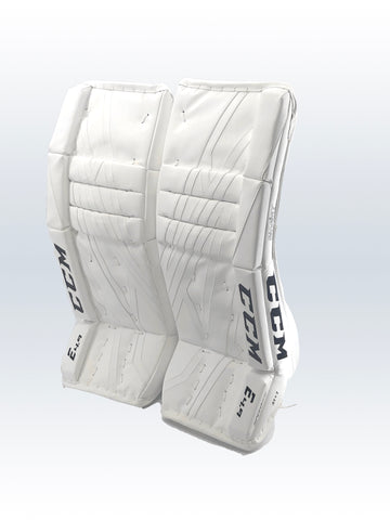 CCM EXTREME FLEX E4.9 INTERMEDIATE GOALIE PADS