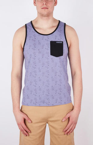 GONGSHOW MENS HOCKTUS TANK TOP