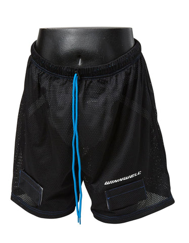 WINNWELL YTH JILL MESH SHORT