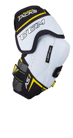 CCM SUPER TACKS AS1 JUNIOR ELBOW PADS