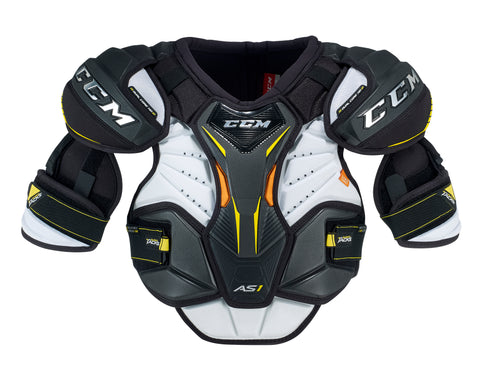 CCM SUPER TACKS AS1 SENIOR SHOULDER PADS